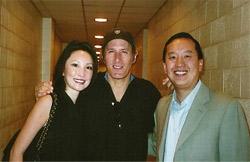Financial Advisor Supports Miller Auditorium Photo - Zhang Financial