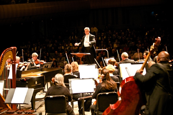 Financial Advisor Supports Grand Rapids Symphony Photo - Zhang Financial