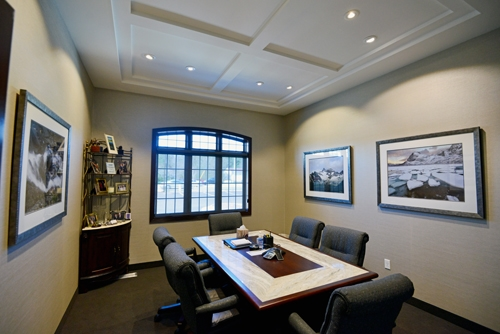 Wealth Management Conference Room Photo - Zhang Financial