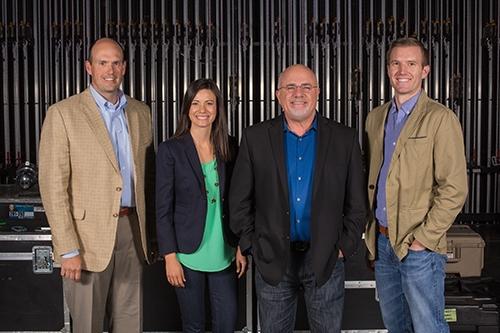 SmartVestor Pro Brant Spesshardt, Rachel Cruz, Dave Ramsey and Dennis Bohm