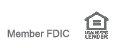 Member FDIC Equal Housing Lender