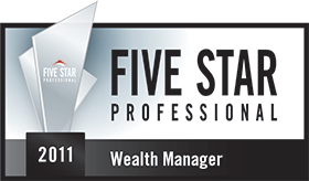 Wachtel Capital Advisors, LLC - Five Star Professional Wealth Manager - 2011