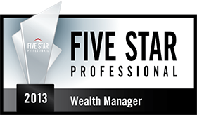 Wachtel Capital Advisors, LLC - Five Star Professional Wealth Manager - 2013