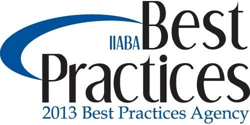 IIABA Best Practices Agency - 2013