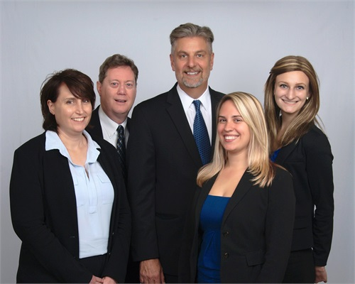 The Hafner Financial Group team