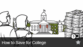 How to Save for College Video