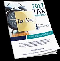 2017 Tax Planning - Beacon Wealth Advisors