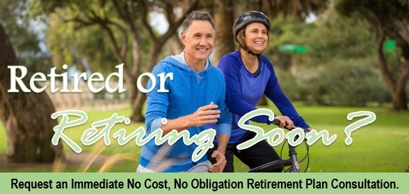 Request your Retirement Plan Consultation Today!