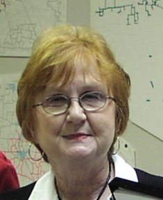 Sarah Benthall