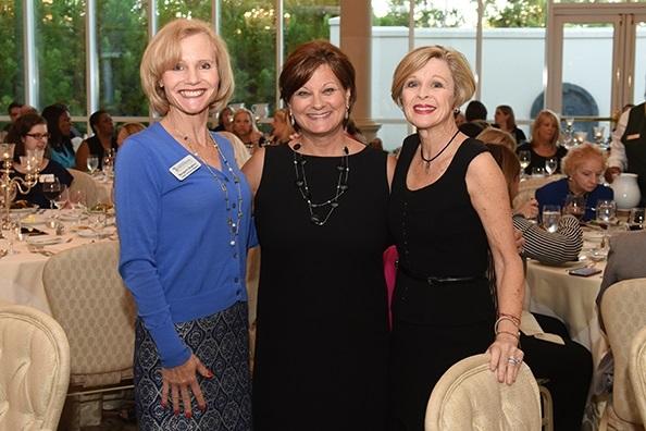 Margaret Bugbee, Lynn Dunagan and Jerrí Hewett Miller