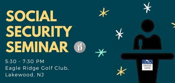 Seminar: Making Social Security Work for You