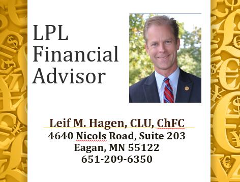 LPL Financial Advisor Eagan MN: Medicare supplement Insurance Agent Eagan MN