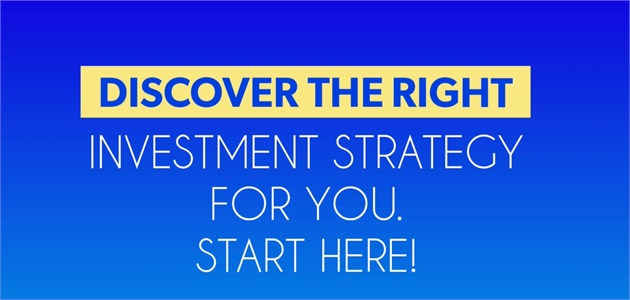 Discover Your Investment Strategy