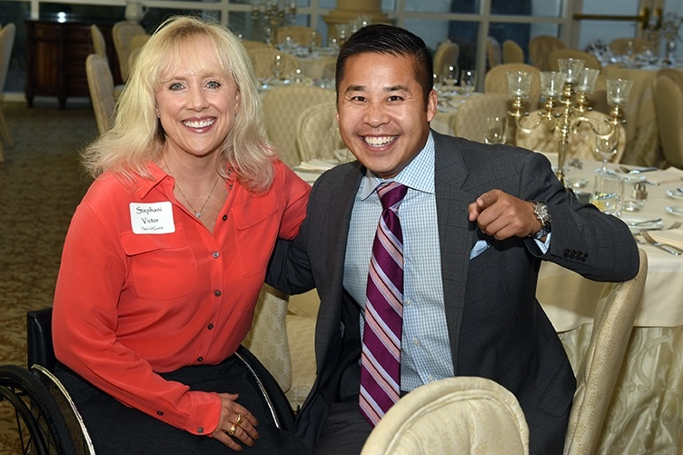 Stephani Victor and Nelson Pham from Hartford Funds