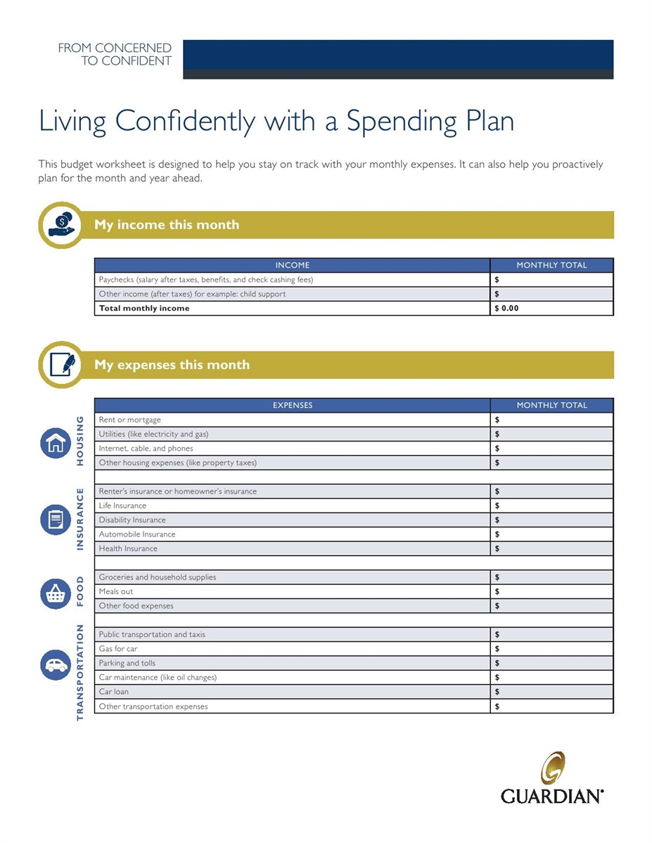 Financial Planning Insurance Investment Management Canton OH – Life Insurance Needs Worksheet