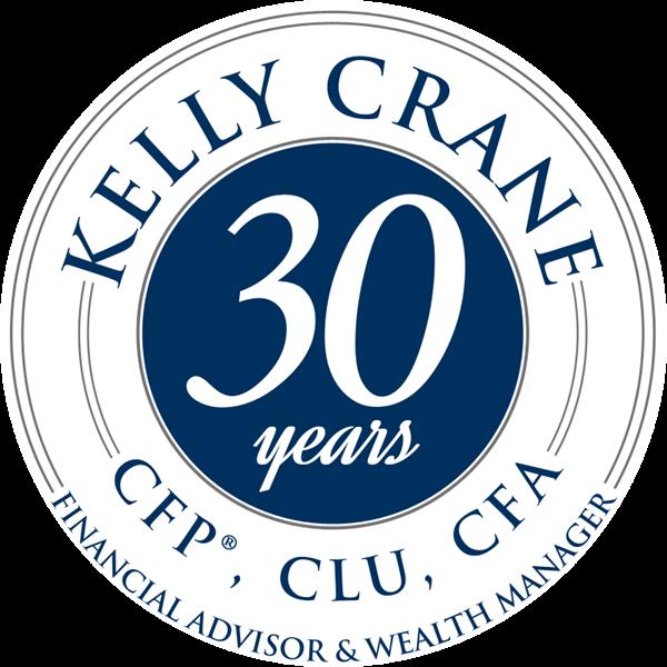 Kelly Crane CFP Celebrates 30 Years as Financial Advisor
