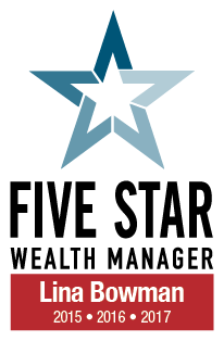 Five Star Wealth Manager Lina Bowman