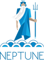 Neptune Flood Logo