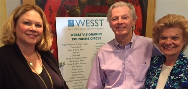 WESST Visionaries Founders Circle