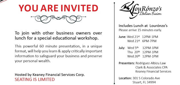 Join one of our events.