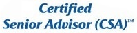Certified Senior Advisor (CSA)™