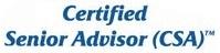 Certified Senior Advisor (CSA)™