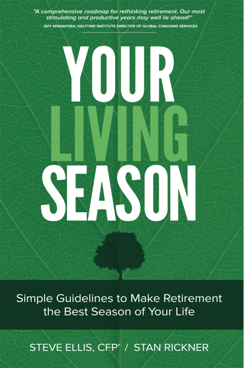 Your Living Season Book Cover