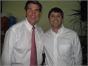 Patrick and Former Governor Bob Riley