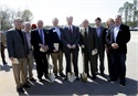 GUMBO and local officials with Gov. Bentley and Gov. Fob James