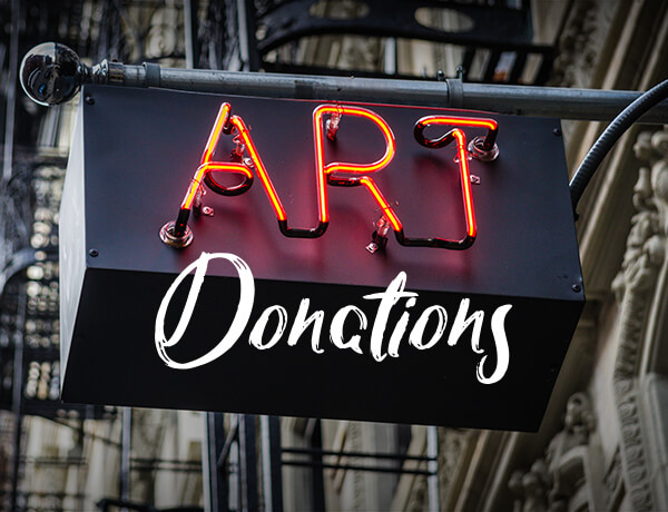 Donating Art: Taxation Abstraction