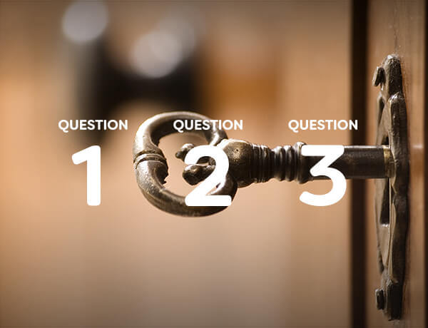 Three Key Questions to Answer Before Taking Social Security