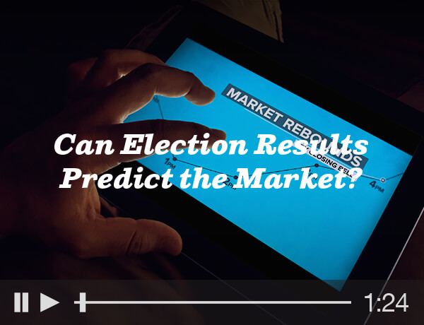 Can Election Results Predict the Market?
