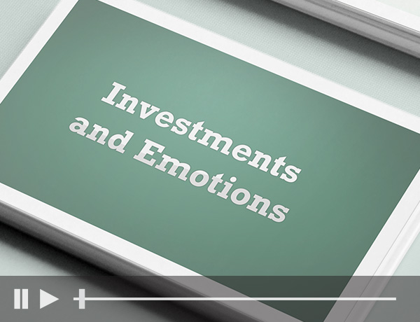 Investments and Emotions