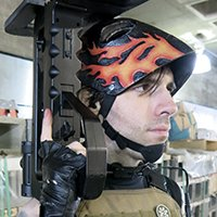 Elliot Salem - Army of Two cosplay by KnightChaos - Cosplay com