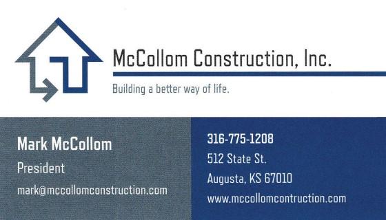 McCollom Constr