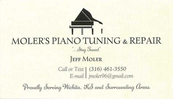 Moler's Piano