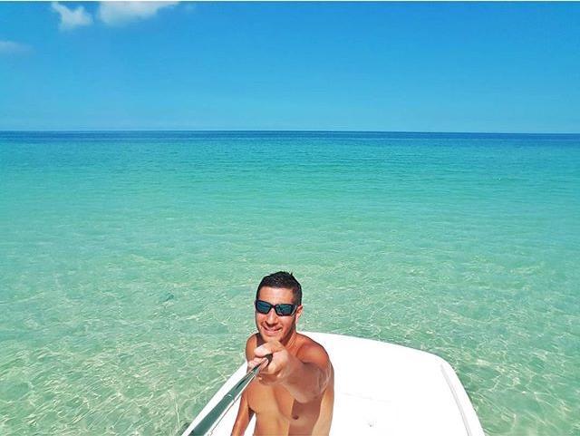 Hi guys,  it's me Chris founder of Stay Salty Florida! Hope you're all having an awesome Sunday Funday on the coast of somewhere beautiful!  Caladesi Island State Park Dunedin F L ☉ R 🌴 D A. .  #staysaltyflorida #staysalty #florida #floridalife #loveflorida #visitflorida #sunshinestate #roamflorida #lovefl #pureflorida #upsideofflorida #flogrown #saltlife #beachlife #boatlife #gulfofmexico #gulfcoast #cleargram #caladesiisland #vspc #igersflorida