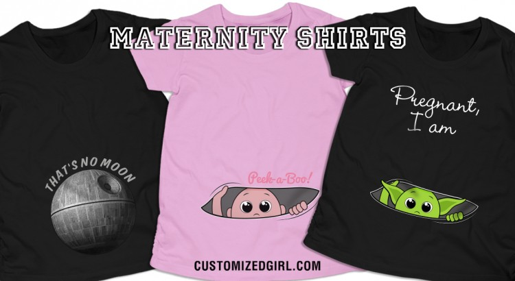 Custom Maternity Shirts