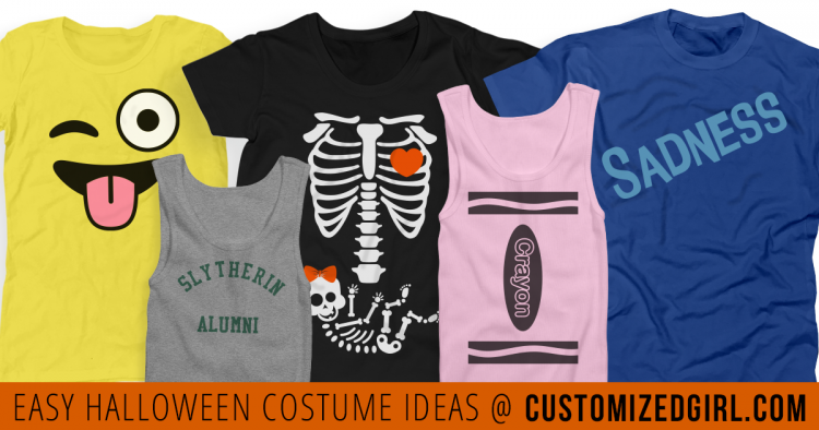 Halloween Shirts For Women