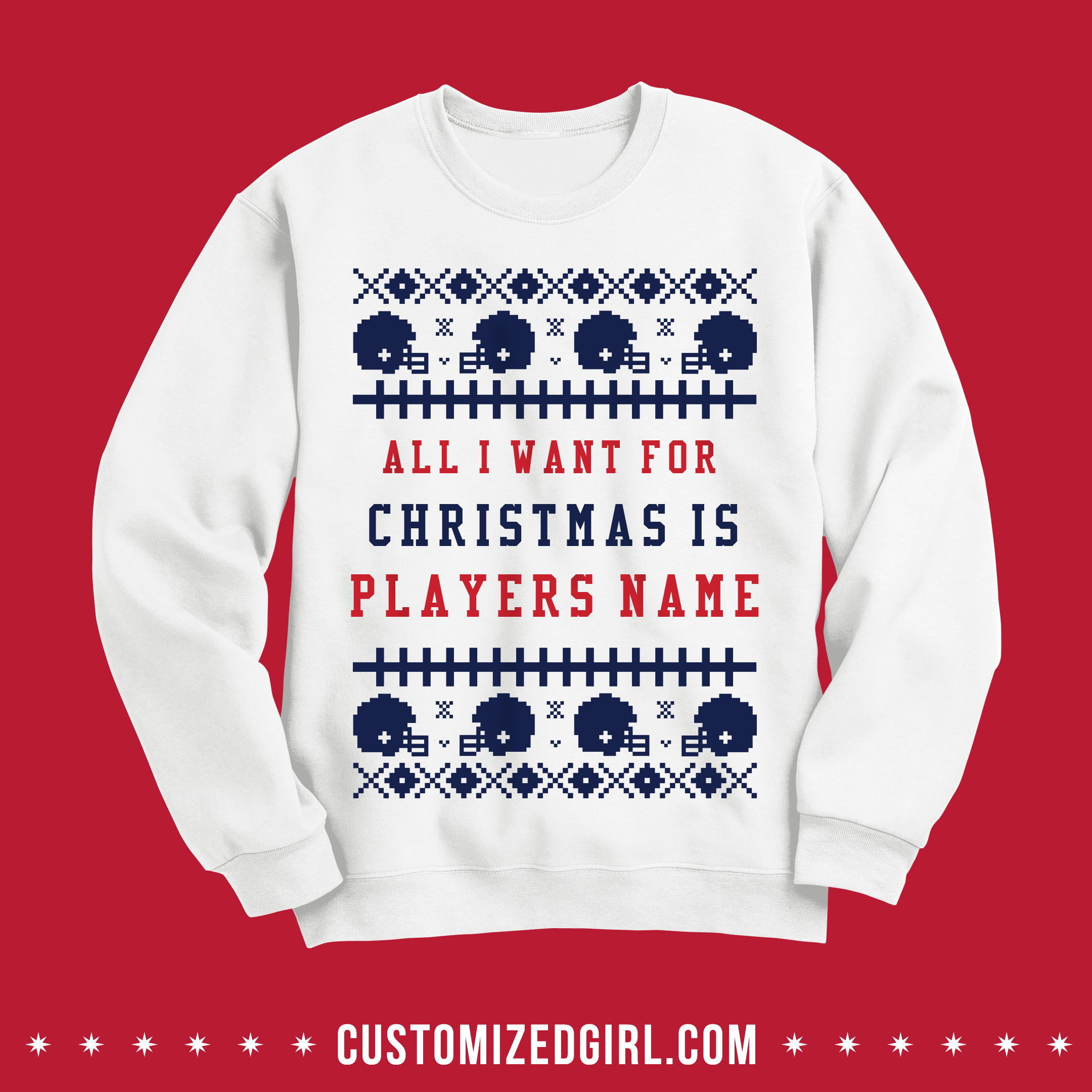 Custom Ugly Sweaters