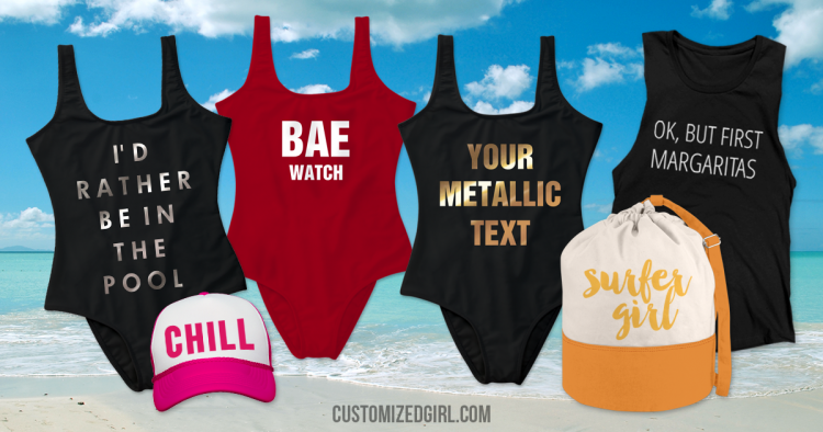 e6fa092f79 Make a Splash with Custom Swimsuits - CustomizedGirl Blog