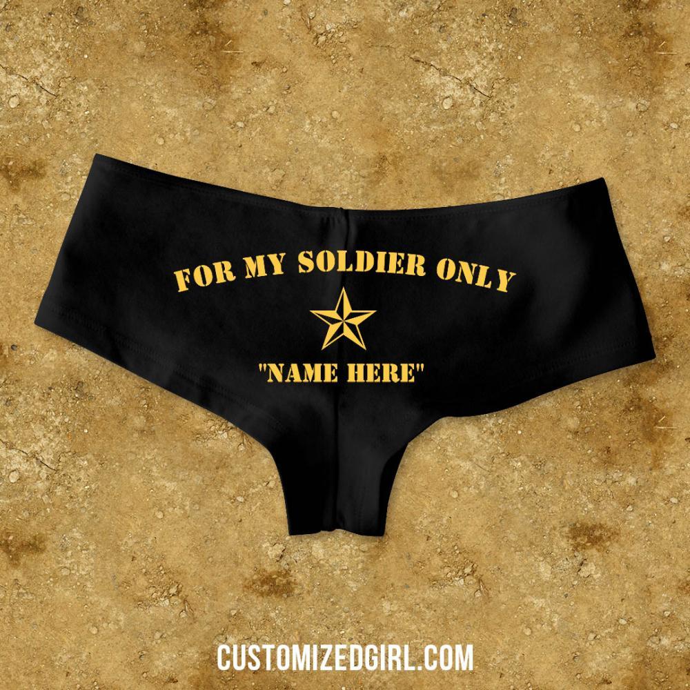Belongs to My Soldier