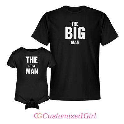 The LIttle Man Tee