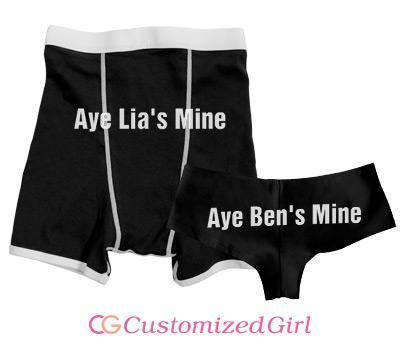 He's Mine Hot Shorts