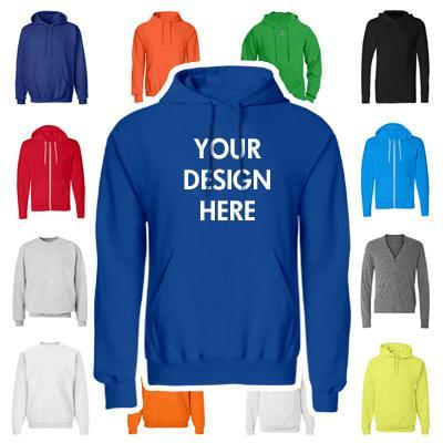 Design Custom Sweatshirts