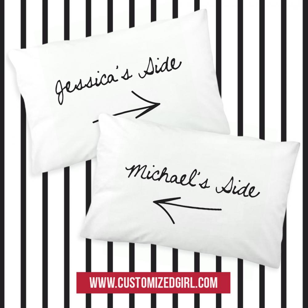 Jessica's Side w/Arrow