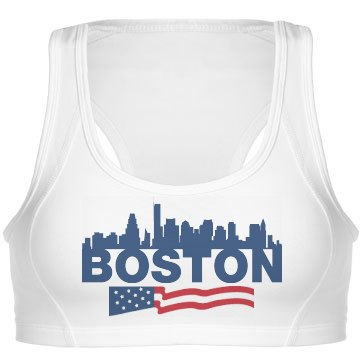 Boston Running Top