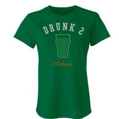 Drunk 2 Rhinestone Beer