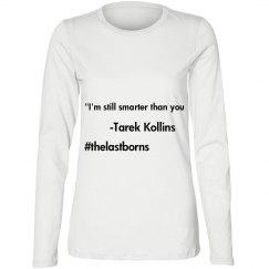 Tarek Kollins quote