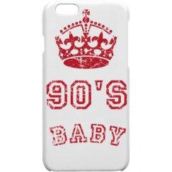 Royal 90's baby
